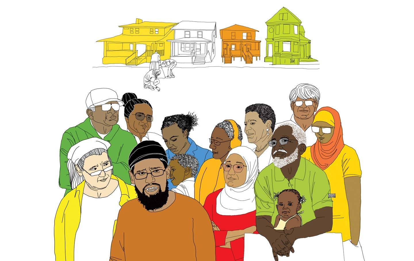 Can This Muslim Community Create a Model for Rebuilding Detroit