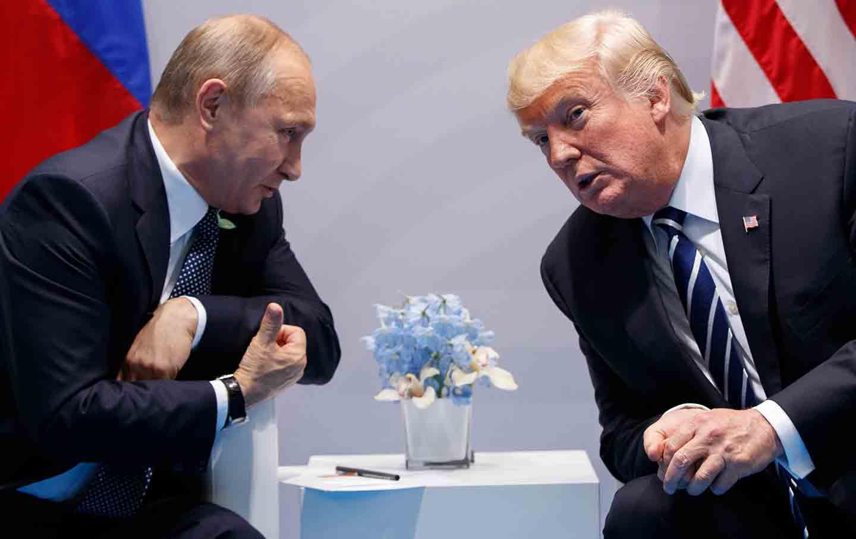 Trump Russia G20