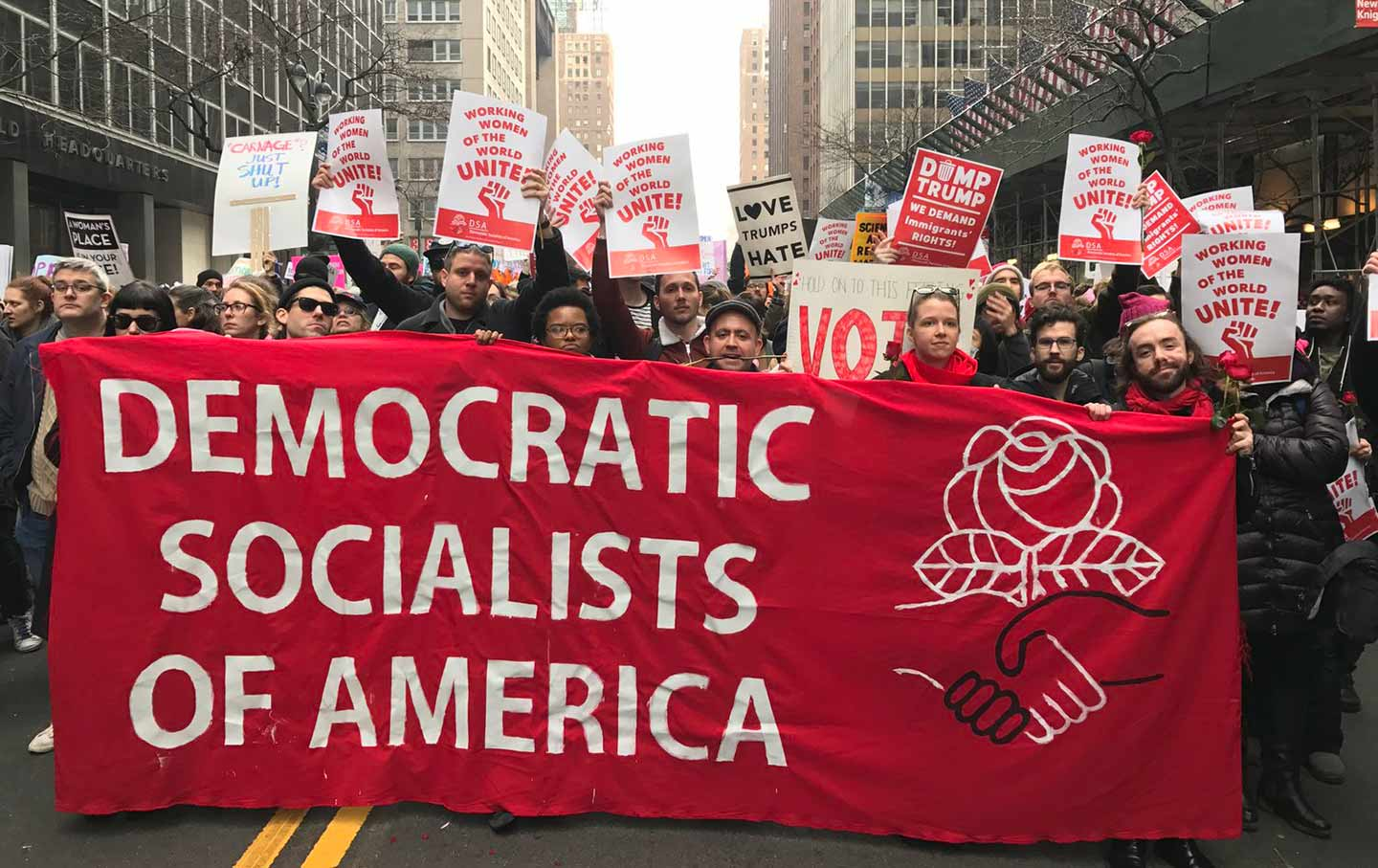 America Has a Long and Storied Socialist Tradition. DSA Is ...