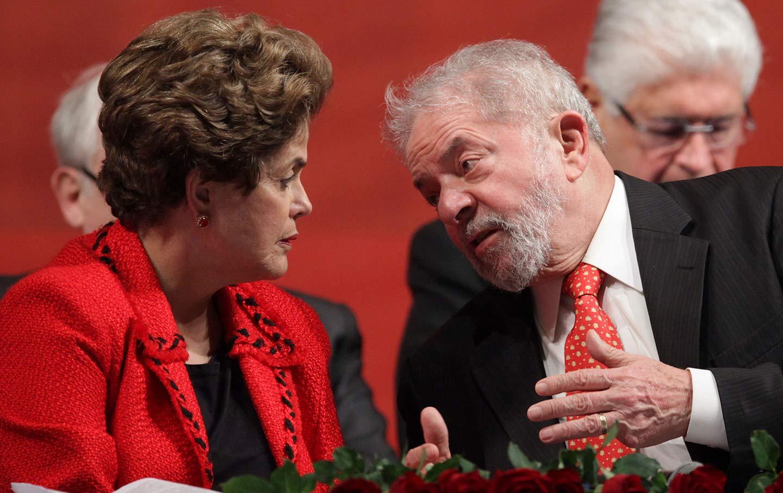 Lula and Dilma