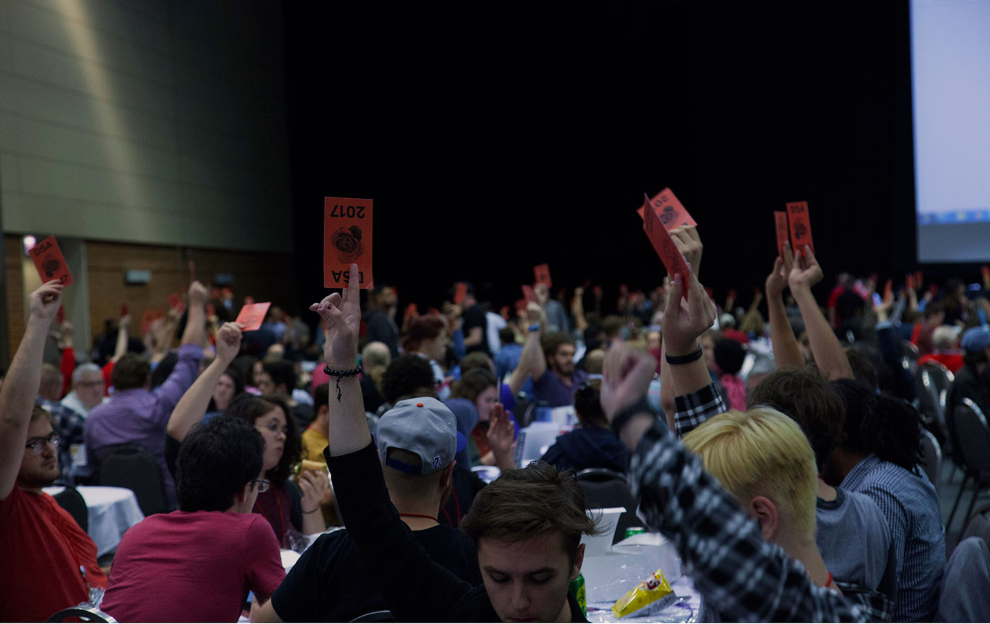 DSA Convention in Chicago