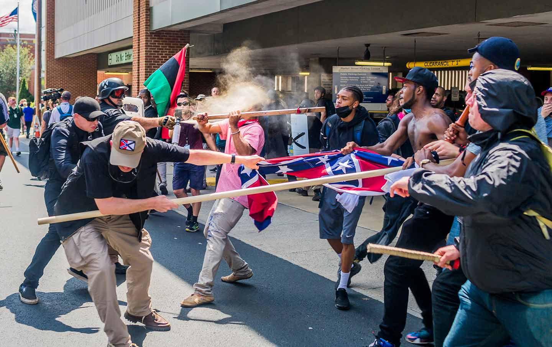 Antifa Chalottesville