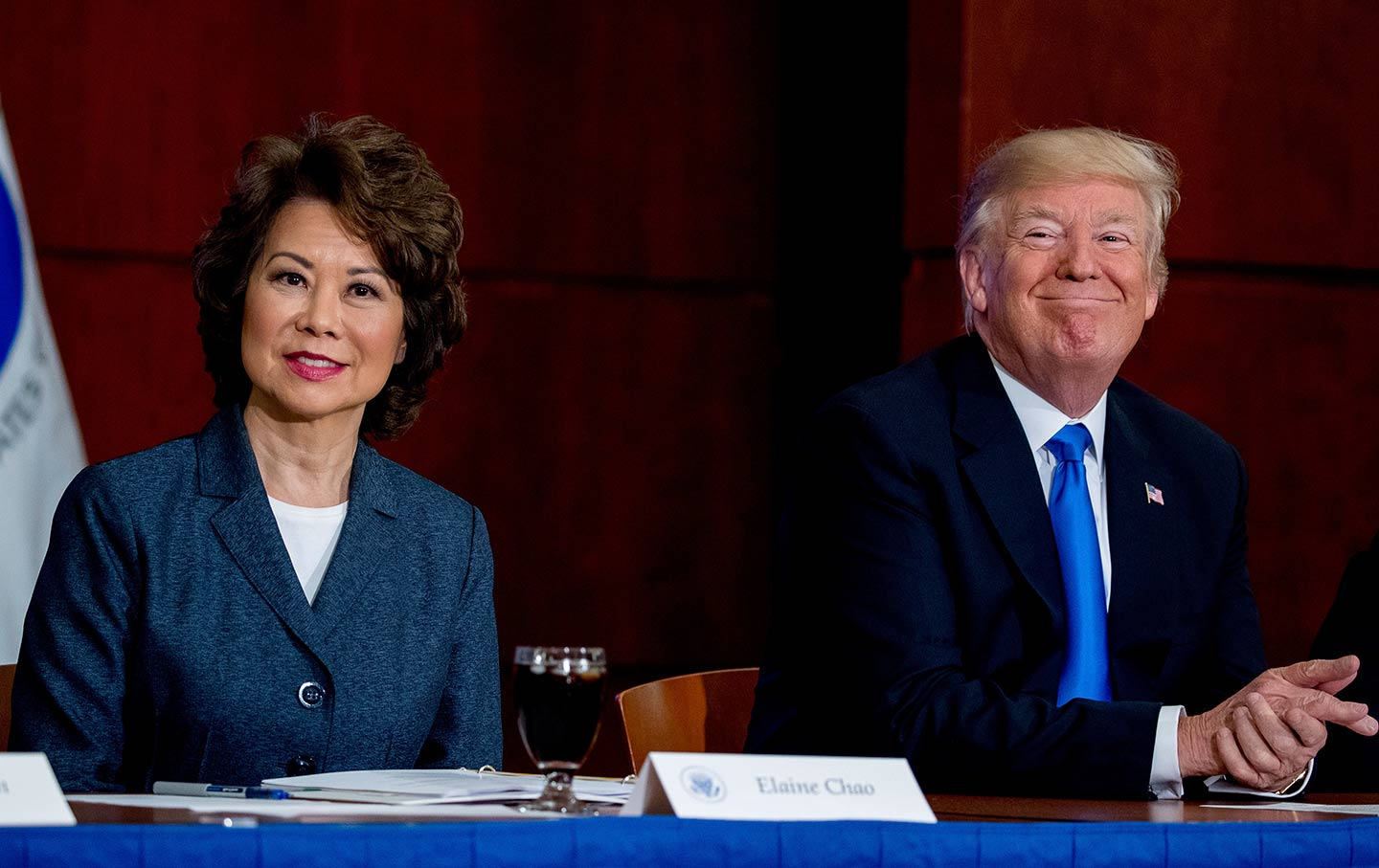 Chao and Trump