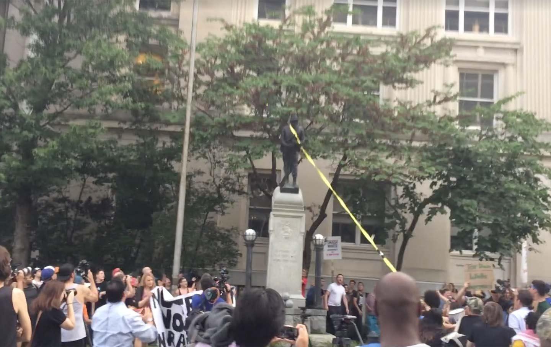 Durham confederate statue