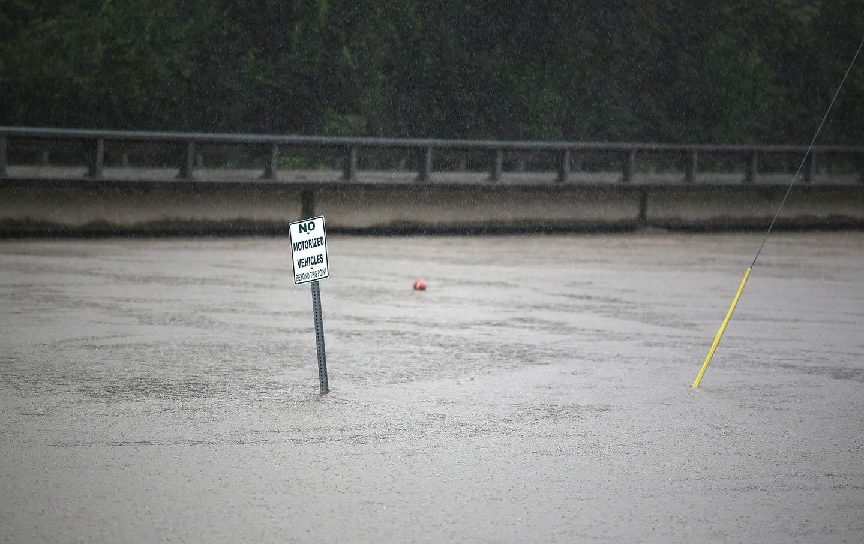 Tropical Storm Harvey Flood Damage