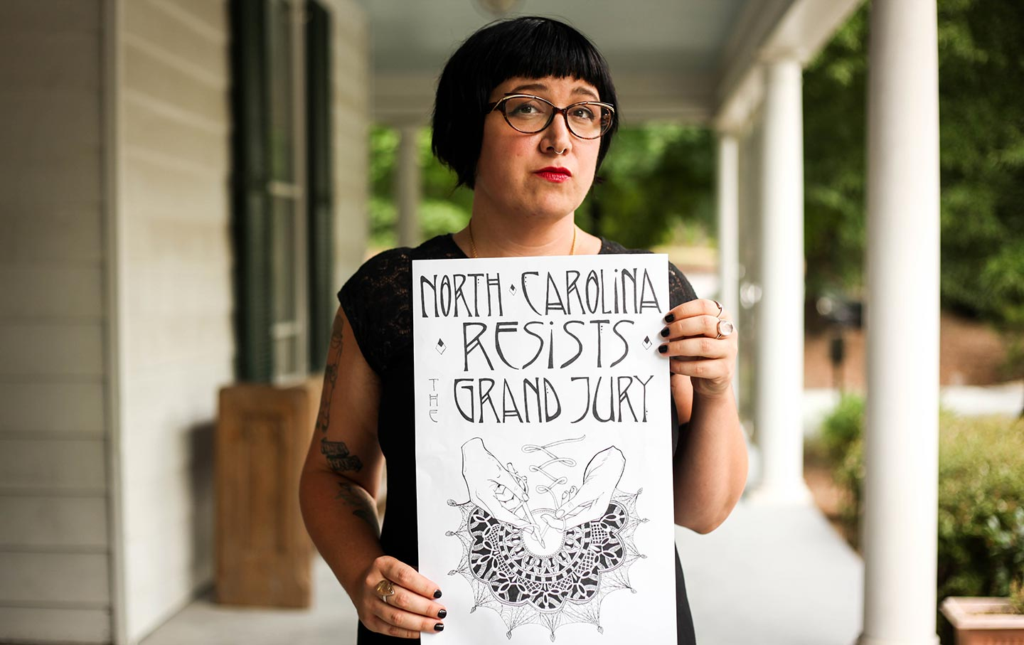 Why 1 Anarchist Is Choosing Jail Over Grand-Jury Testimony