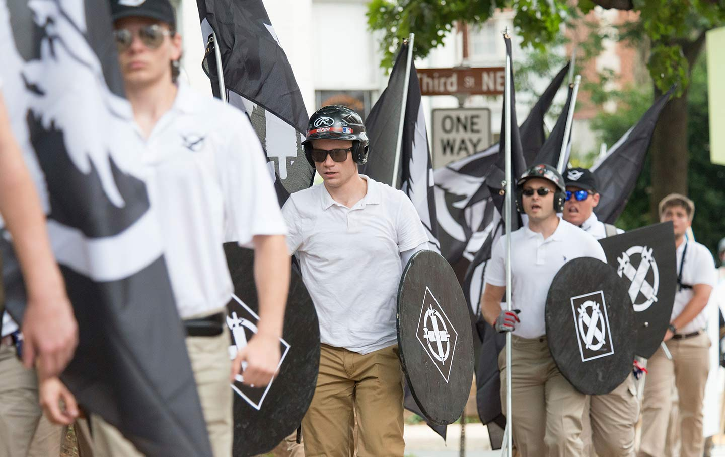White Surpemacists Charlottesville