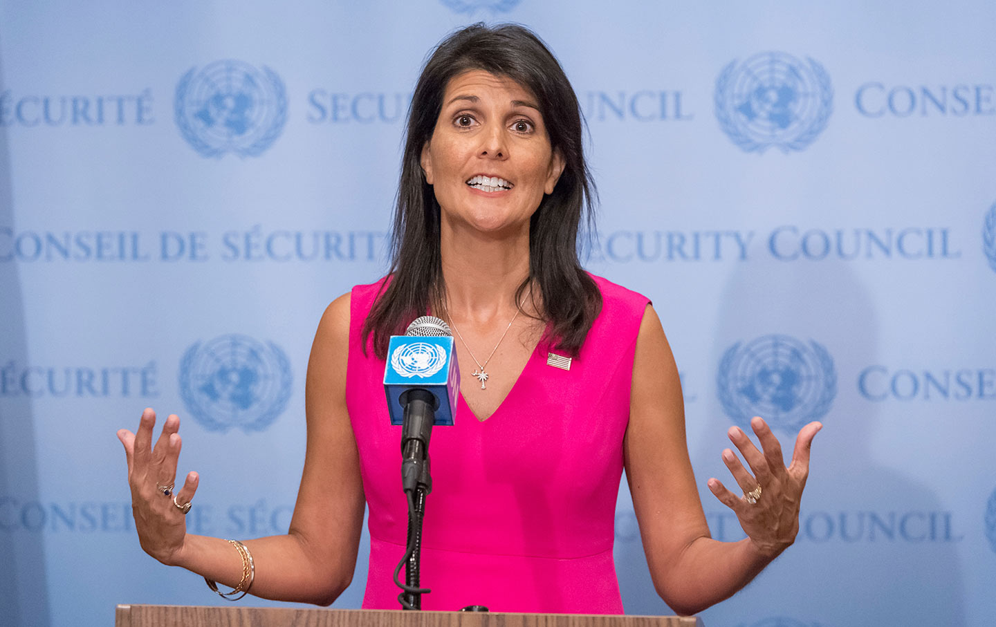 Nikki Haley Iran