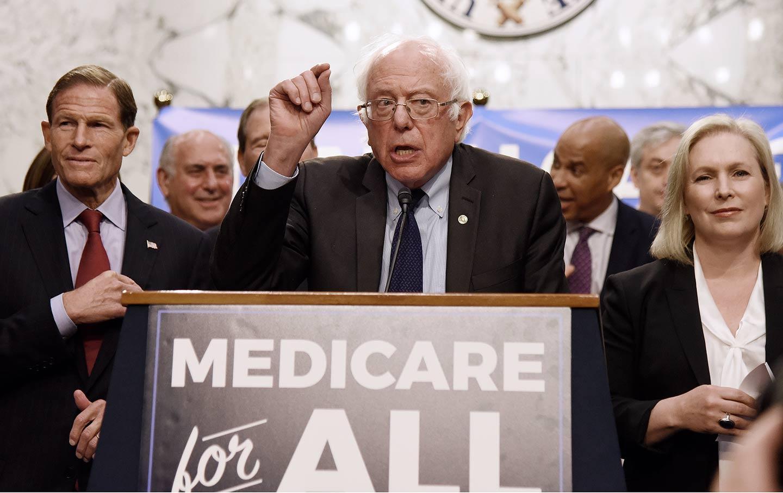 Bernie Sanders Medicare