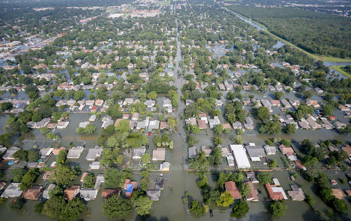 The Political Roots of Houston's Flooding | The Nation