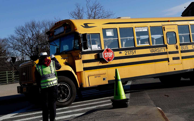Make New York S School Bus Fleet Eco Friendly Union