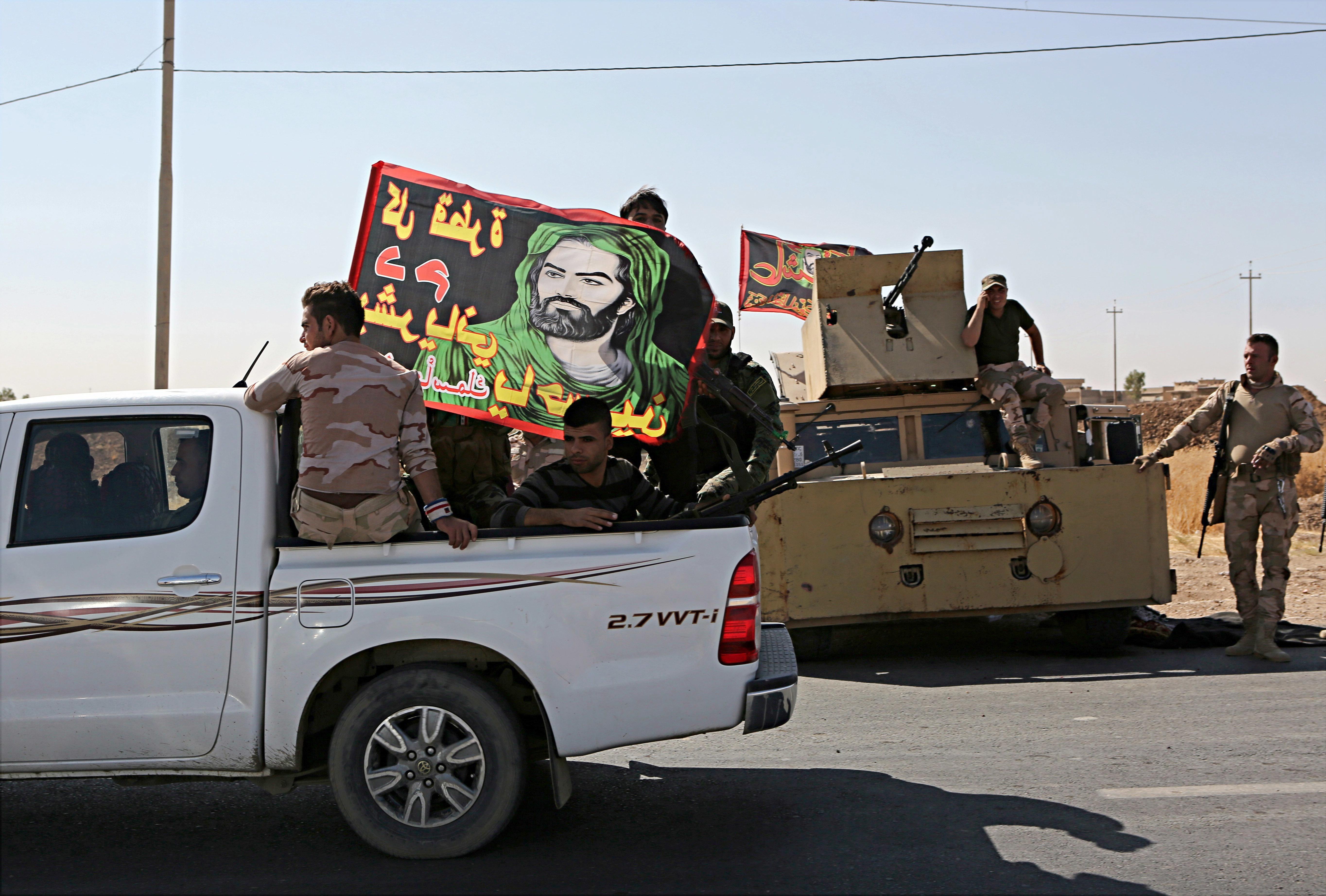 PMF Iraq