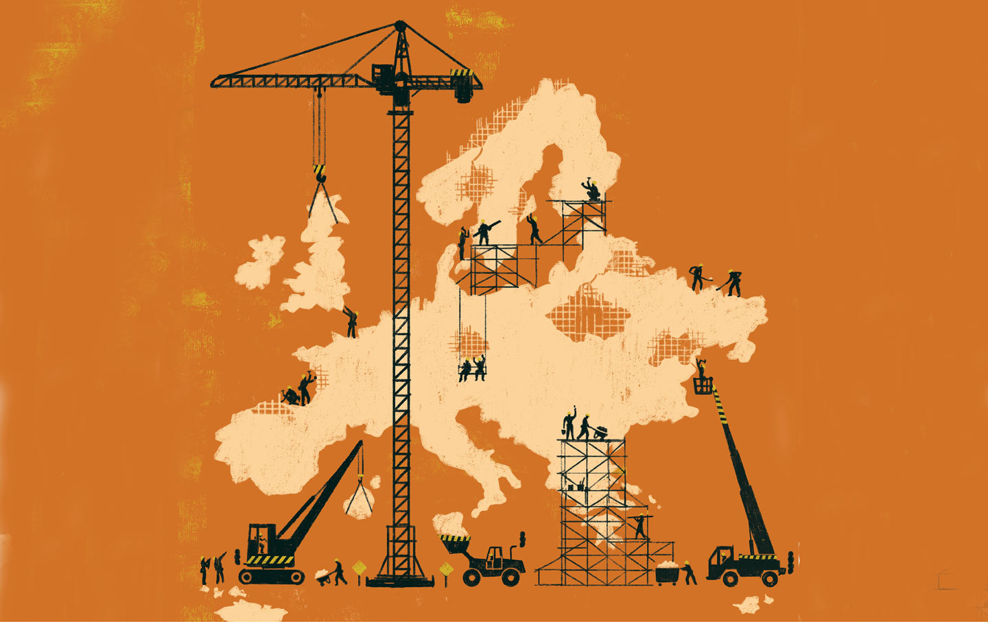 1c9fd53d97 Why Europe Needs a New Deal, Not Breakup | The Nation