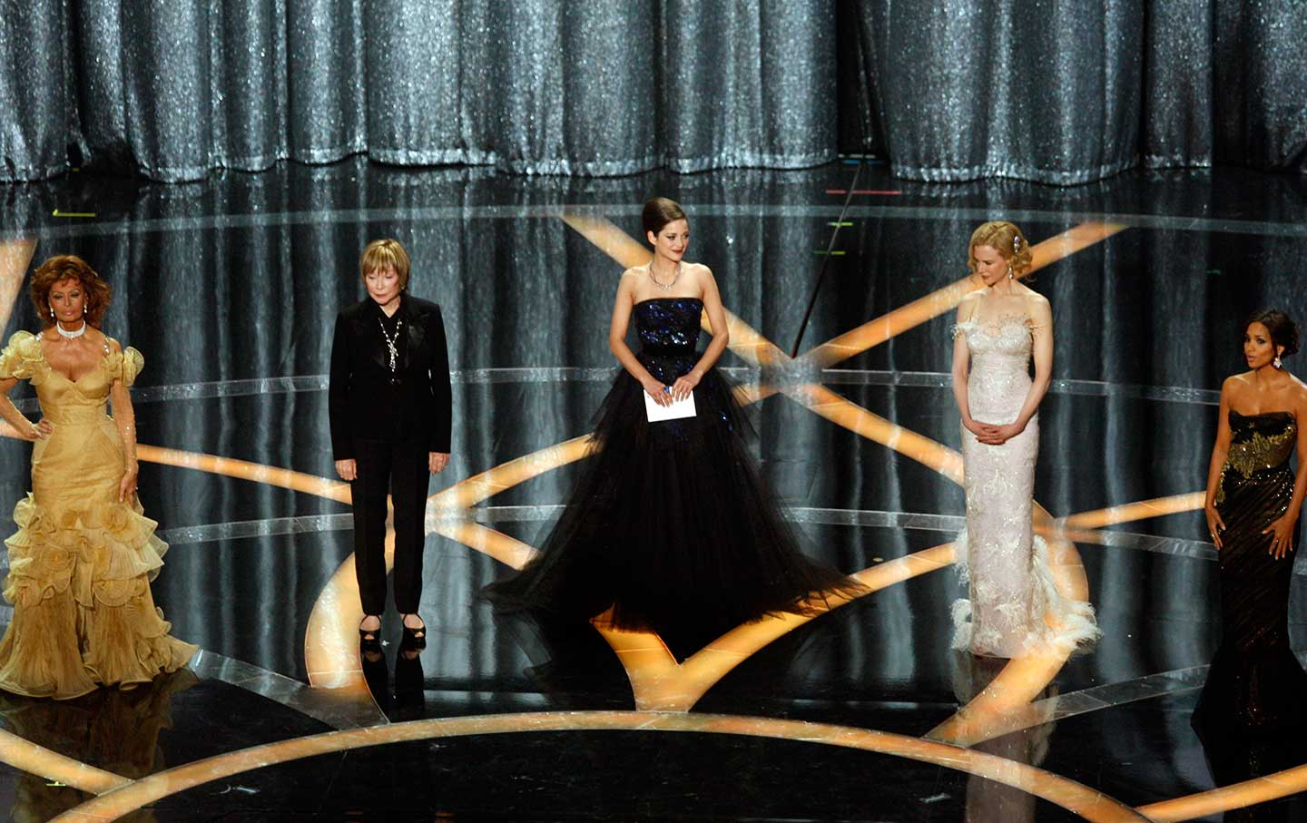 Actresses at the Academy Awards