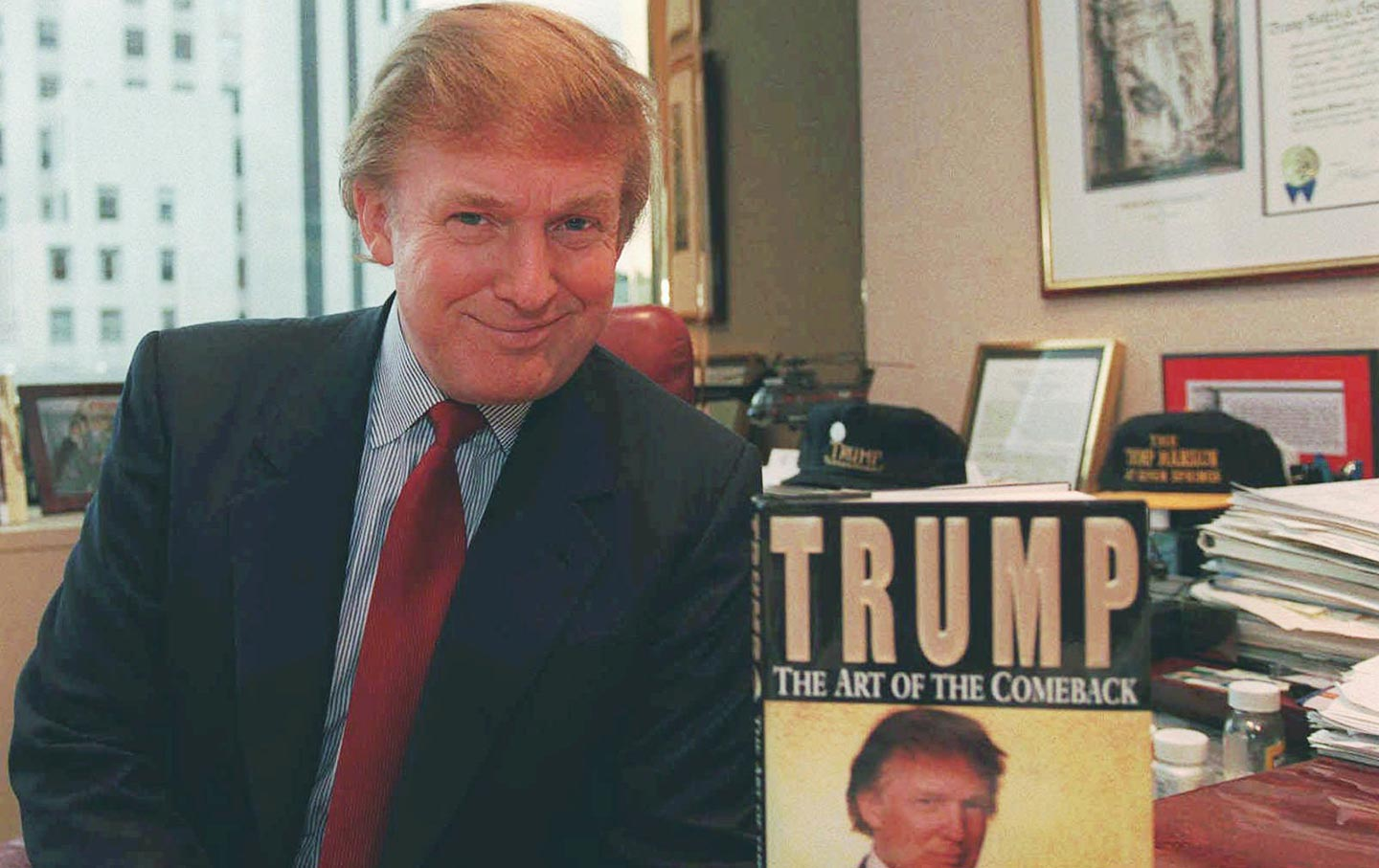 Donald Trump's Art of the Comeback