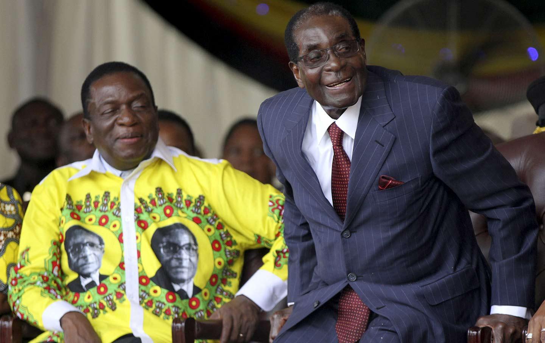 Mugabe-Mnangagwa