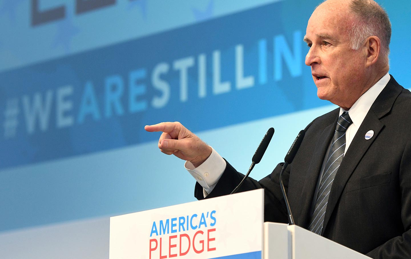 Jerry Brown Germany