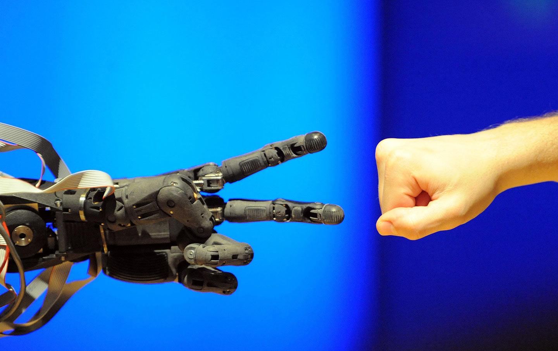 Robot to Human