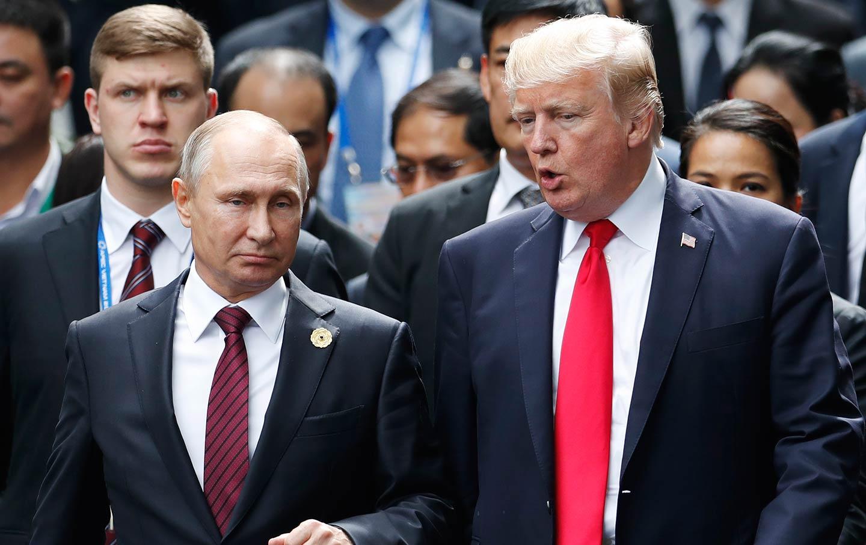 Trump Putin Vietnam