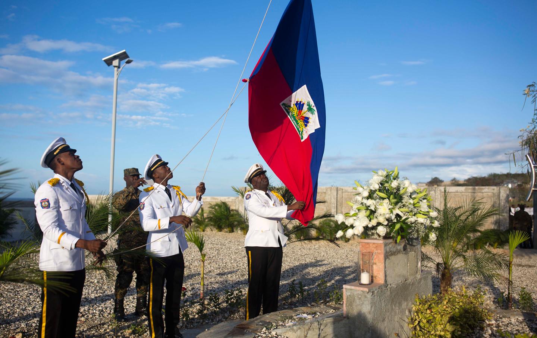 us troops in haiti 2015