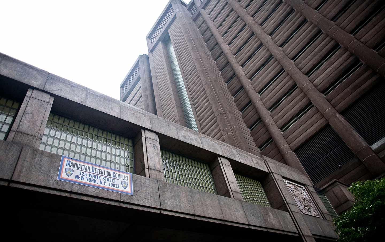 Manhattan Detention Center