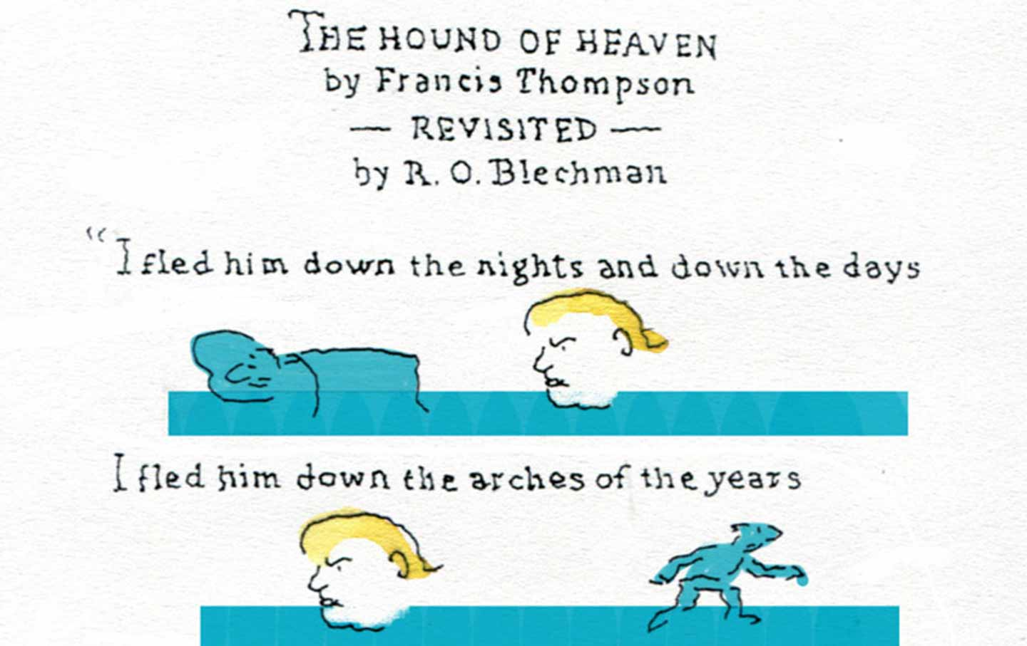 francis thompson the hound of heaven