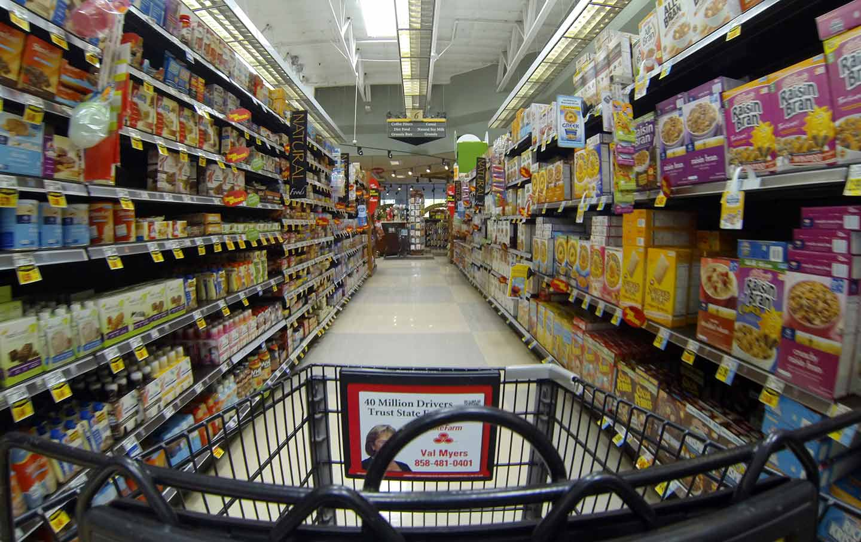 Ralph's supermarket