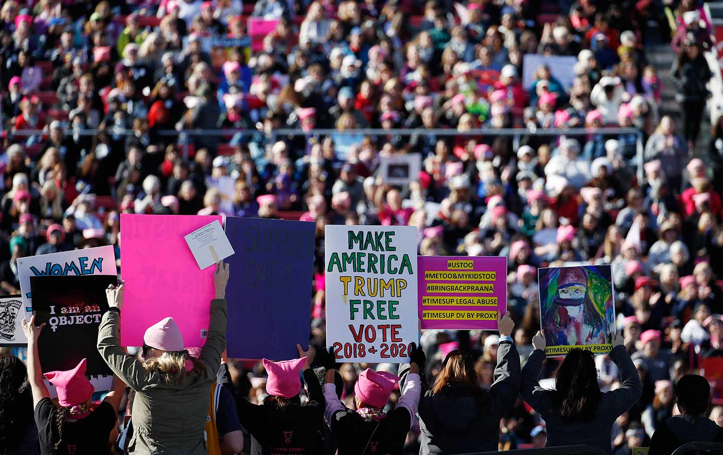 Womens March Las Vegas