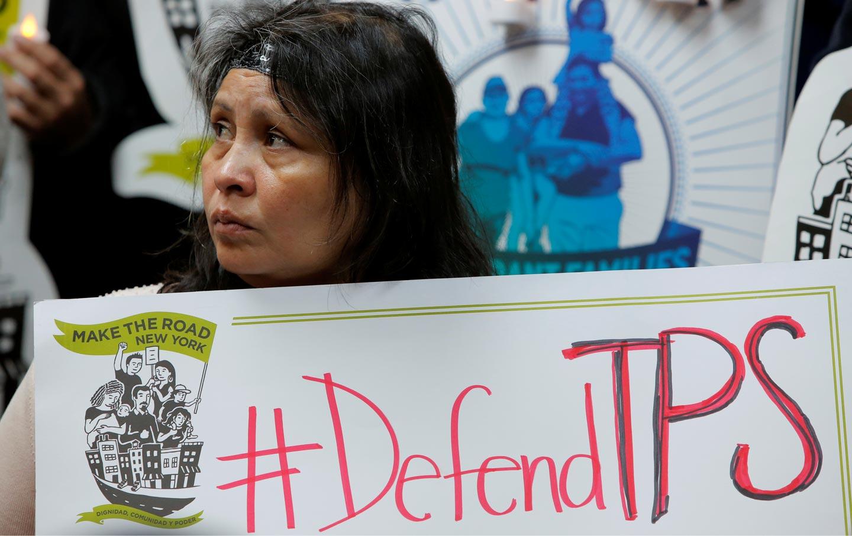 Trump ends TPS