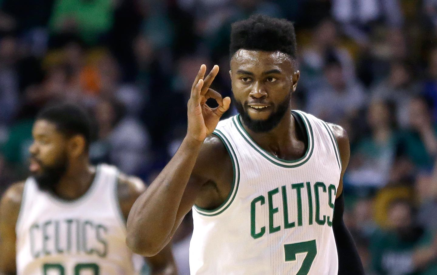 cheap for discount d10c9 798e3 Jaylen Brown and the Evolution of the Activist Athlete | The ...