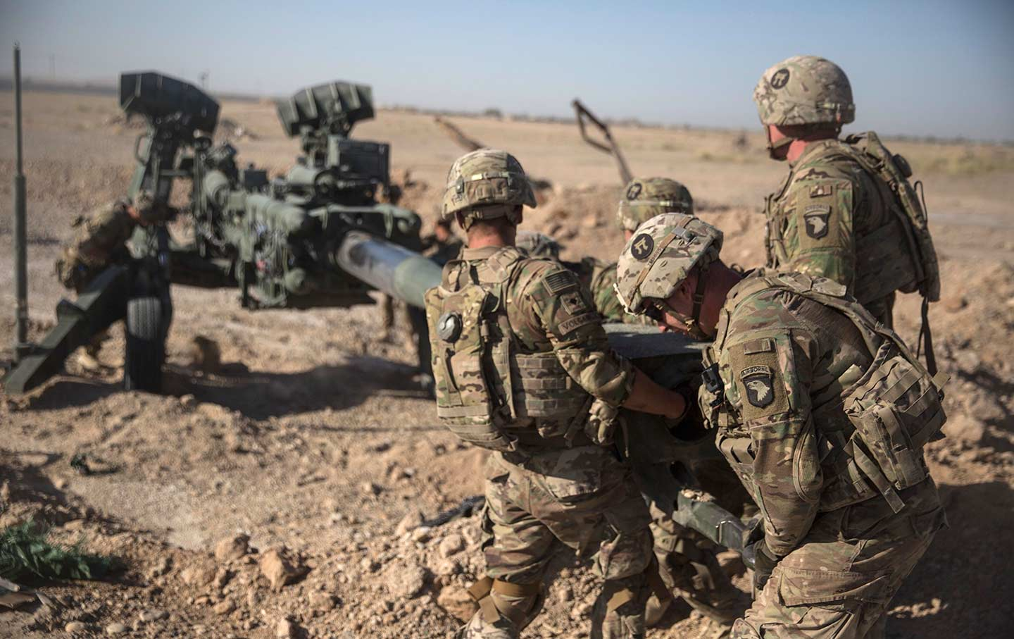 Recent Troops in Afghanistan