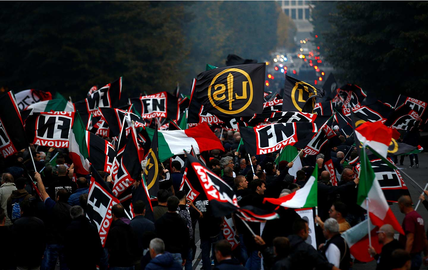 'Shoot the Beasts on Sight': The Far Right and Italy's Elections