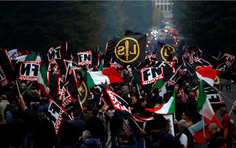 Fuorza Nuova Italy