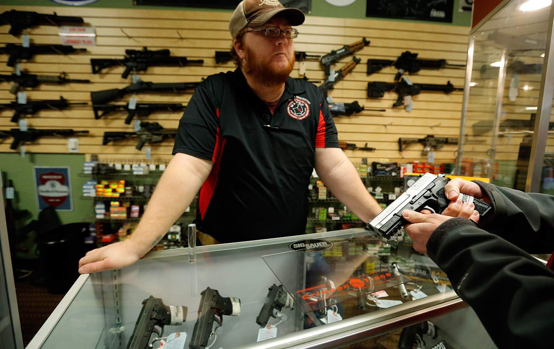 Handgun Sale
