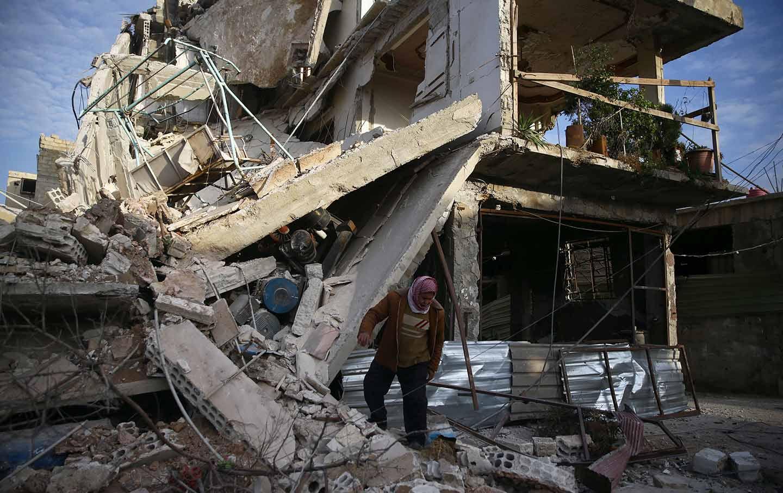Syria Eastern Ghouta