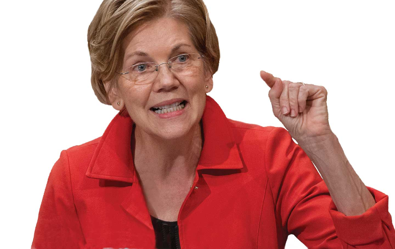 Elizabeth Warren's 'Big Fight' Against Monopolies