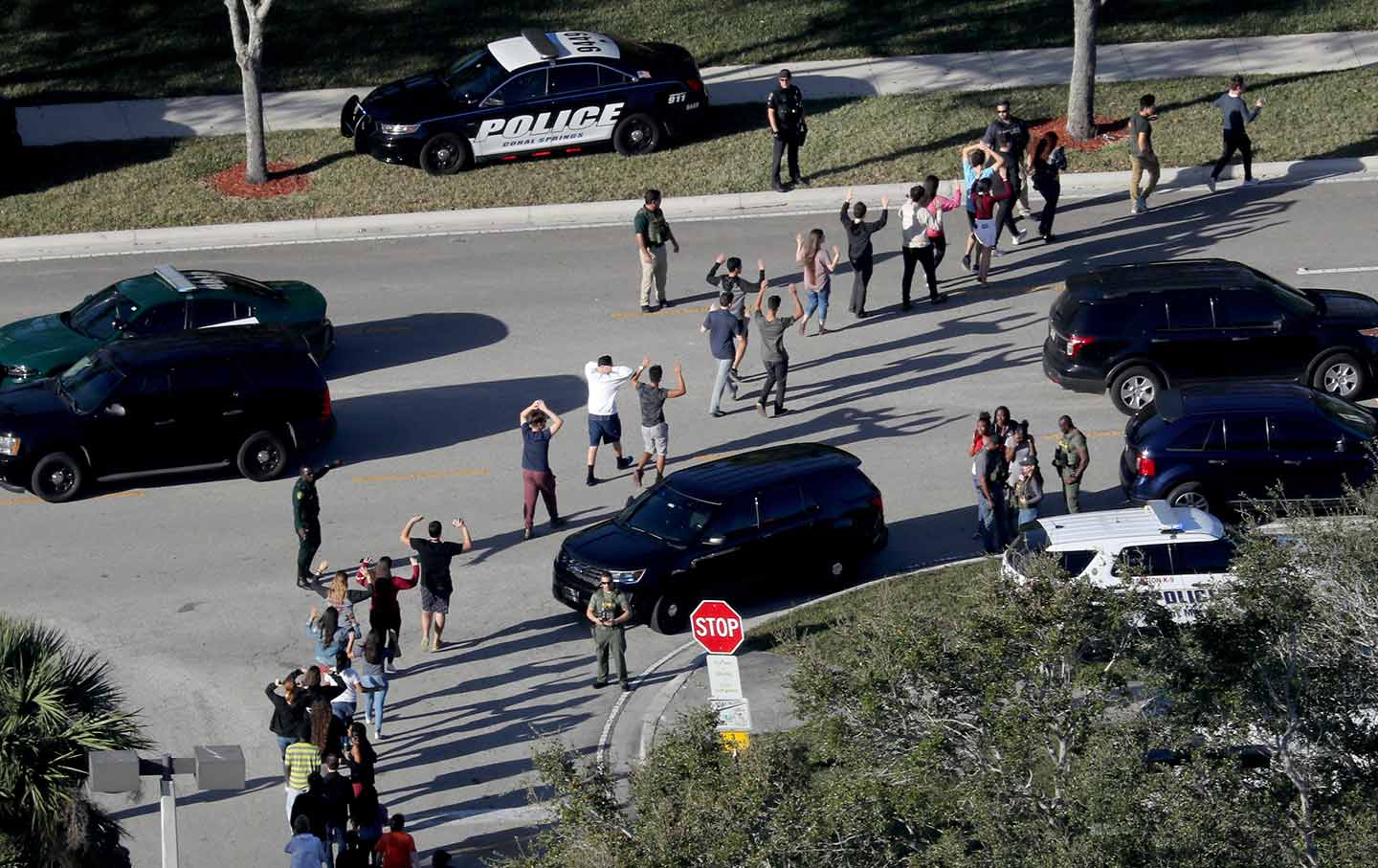 Parkland, Florida Shooting