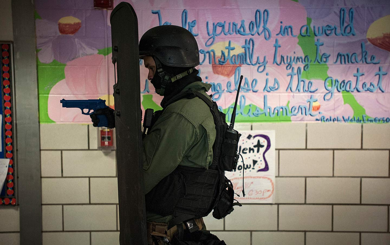 Arming teachers to prevent school shootings is insane