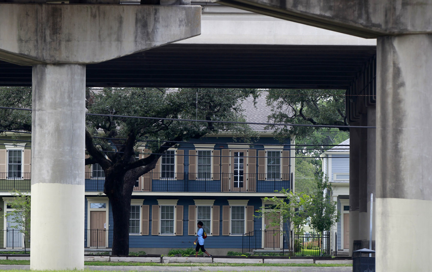 Katrina Gentrifying New Orleans