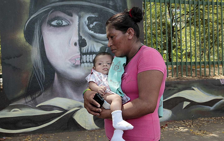 Nicaragua Women's March