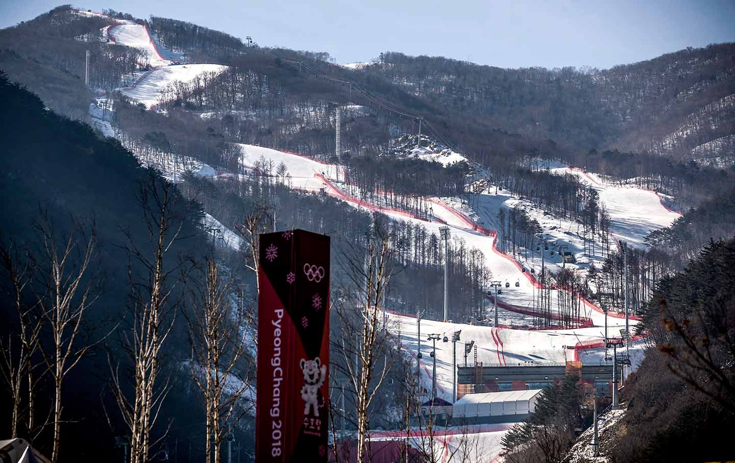 Pyeongchang Slopes