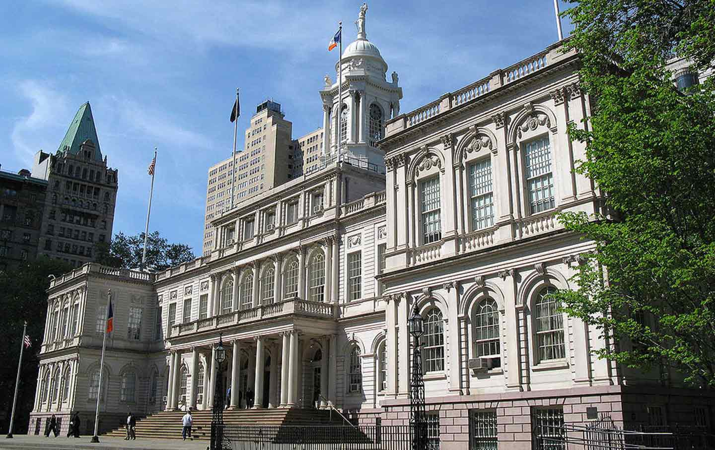 New York City Hall