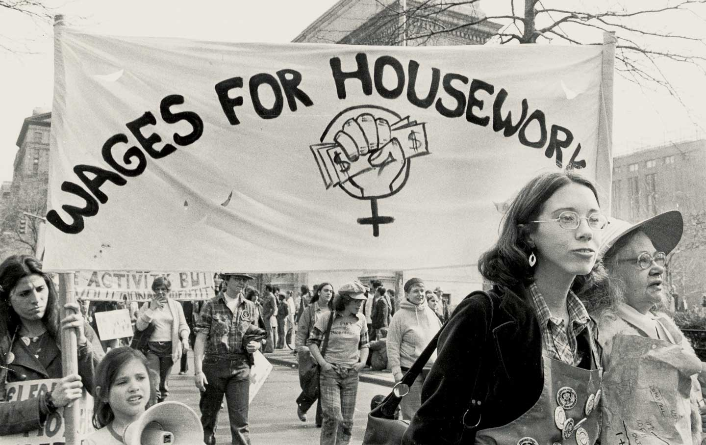 the women of wages for housework the nation