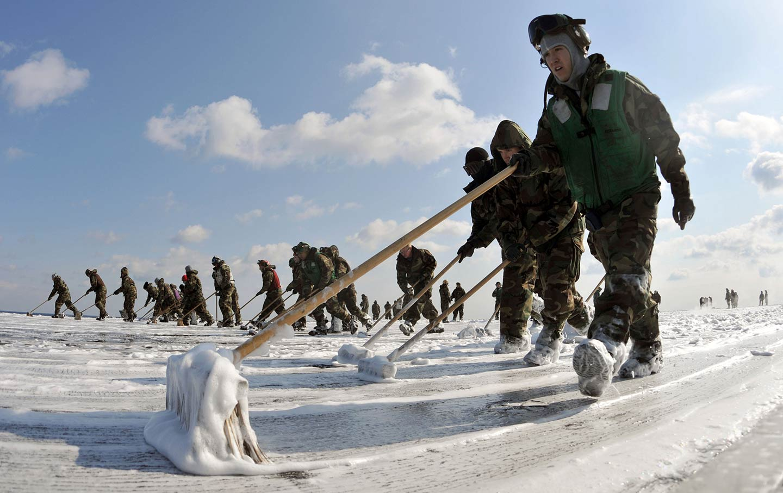 7 Years on, Sailors Exposed to Fukushima Radiation Seek