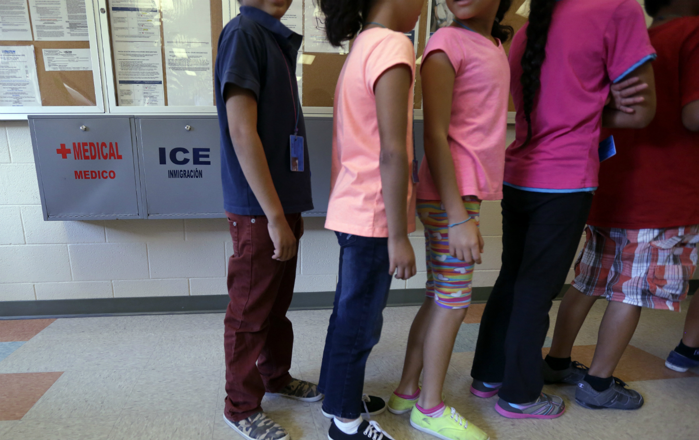 Immigrant Kids ICE