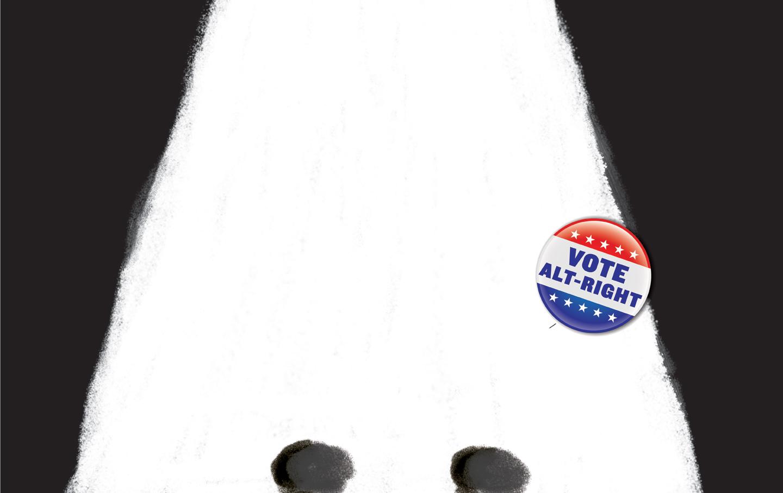 The Deplorable 2016 Election - обложка