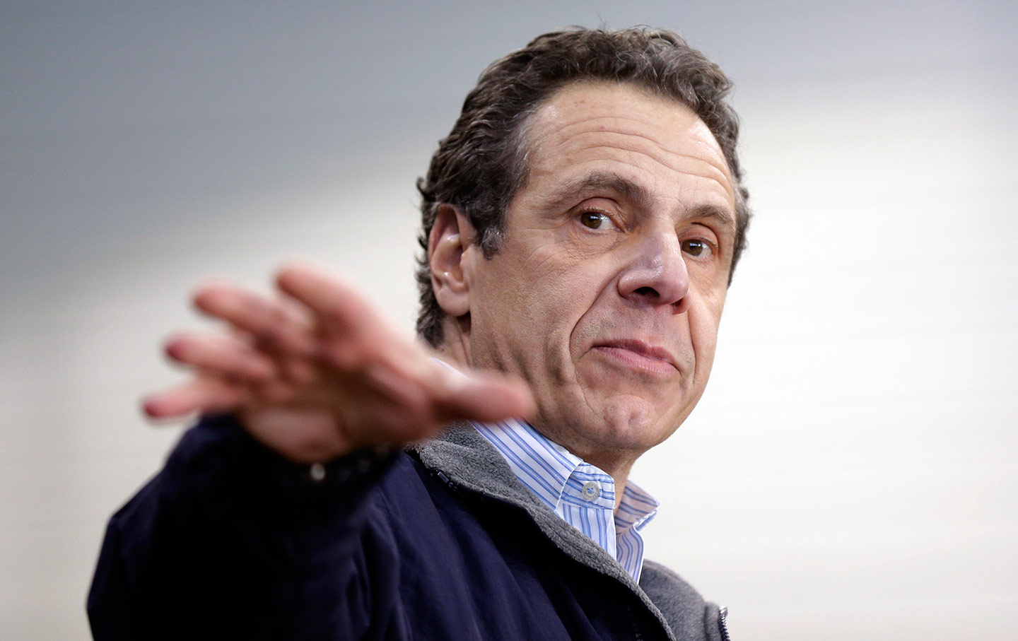 Cuomo extends his