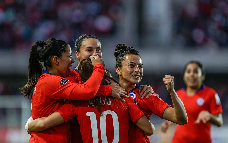 Chile Women's Soccer Team