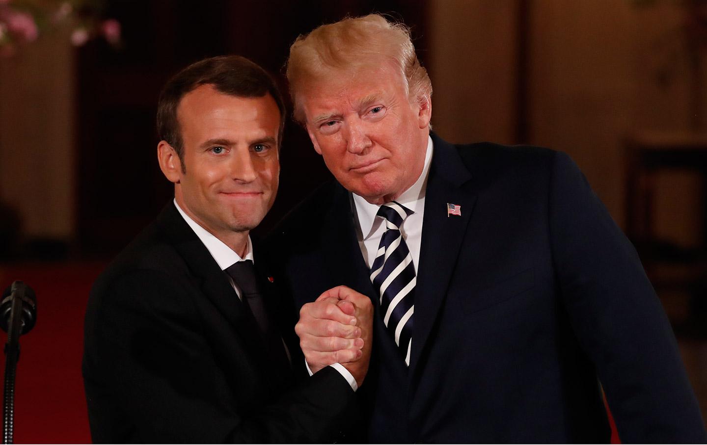 Macron S Mission Accomplished The Nation