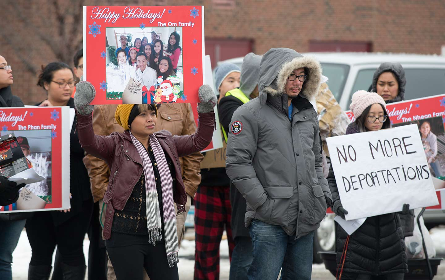 Deportations  >> The Fight To Stop One Man S Deportation The Nation